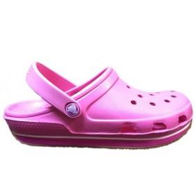 Crocs Duet Sport Clog New Pure Pink женские