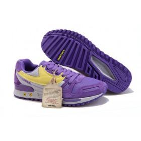 Женские кроссовки Diesel (Дизель) Purple