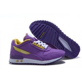 Женские кроссовки Diesel (Дизель) Purple Yellow