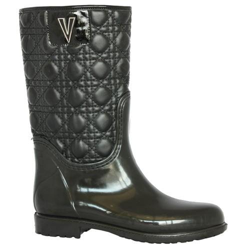 Женские резиновые сапоги Valex Rise Black