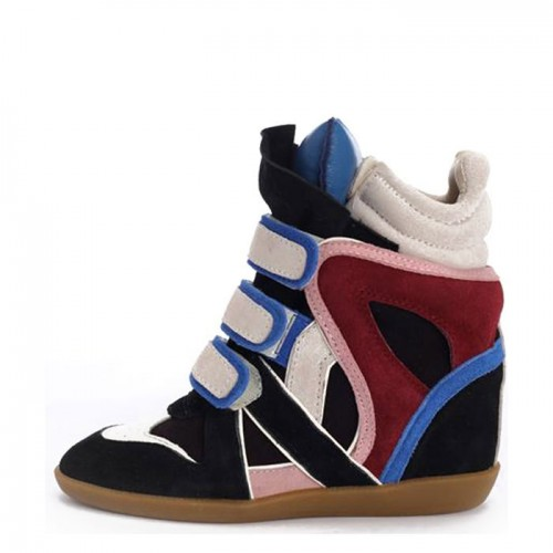 Сникерсы Isabel Marant (Изабель Марант) Colorful Sneakers