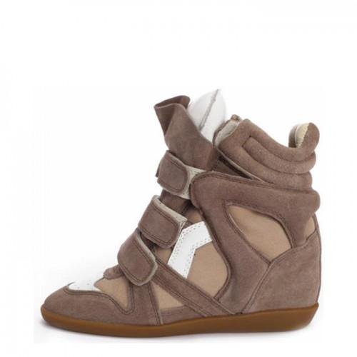 Сникерсы Isabel Marant (Изабель Марант) Beige Sneakers