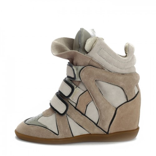 Сникерсы Isabel Marant (Изабель Марант) Black Stripe Sneakers