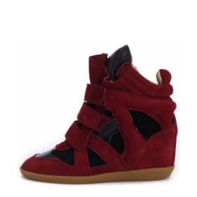 Сникерсы Isabel Marant (Изабель Марант) Bordo Sneakers