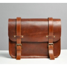 Jizuz College Satchel Retro