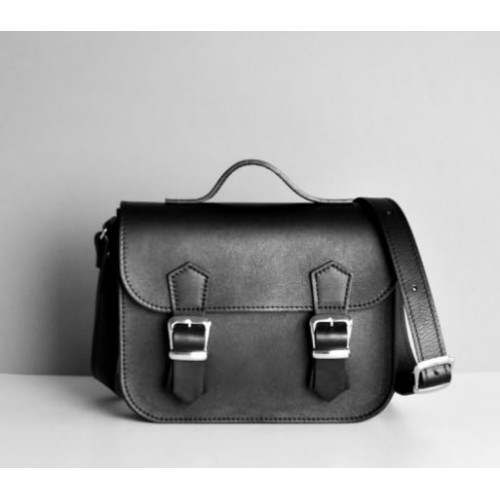 Jizuz Satchel Mini Black