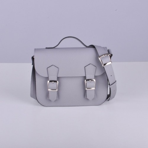 Jizuz Satchel Mini Grey