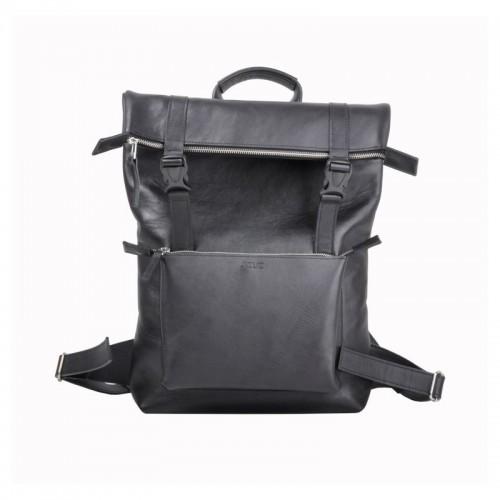 Jizuz Desert Black (гладкий) мужской рюкзак