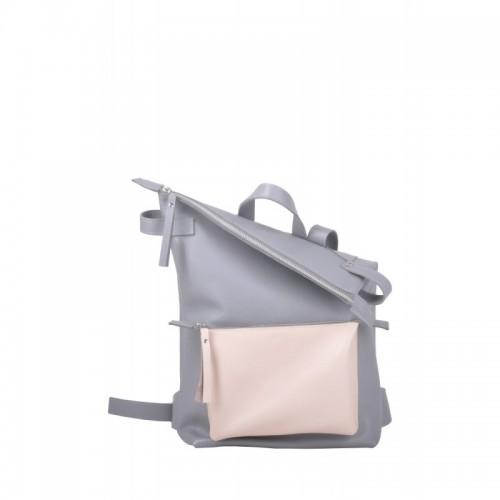Jizuz Voyager Grey/Nude женский рюкзак
