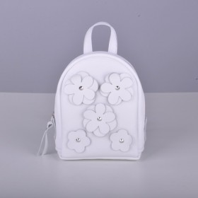 Jizuz Baby Sport Flowers White