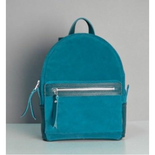Jizuz Sport Emerald Suede женский рюкзак