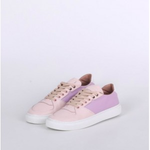 Кеды Jizuz Hillstar Nude Lilac Leather