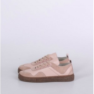 Кеды Jizuz Hillstar Nude Suede Leather