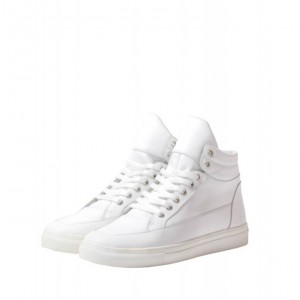 Кеды Jizuz Indastry White Leather