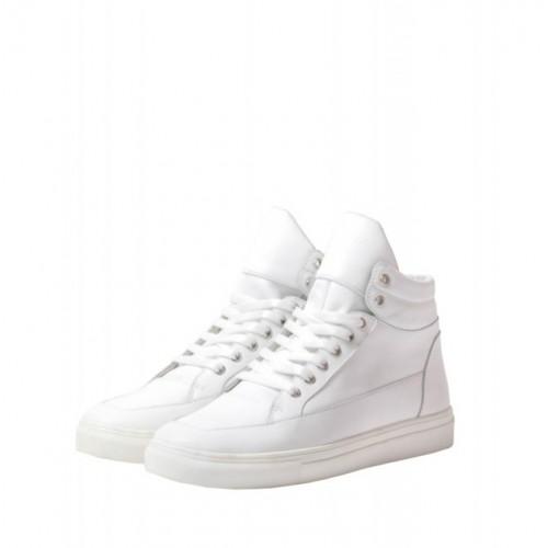 Кеды Jizuz Indastry White Leather женские