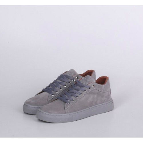 Кеды Jizuz Star M Grey Suede женские