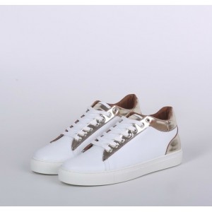 Кеды Jizuz Star White Leather