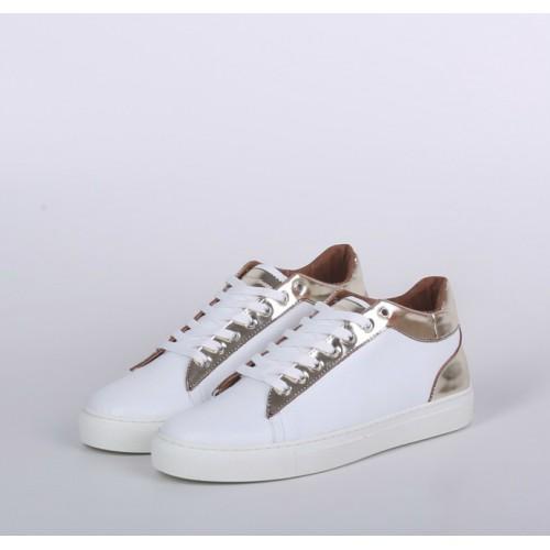Кеды Jizuz Star White Leather женские