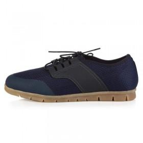 King Paolo Comforevo Style Blue мужская ортопедическая обувь