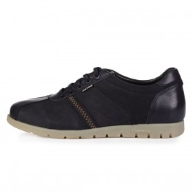 King Paolo Classic Black мужская ортопедическая обувь