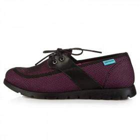 King Paolo Comforevo Classic Bordo женская ортопедическая обувь
