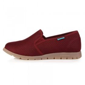 King Paolo Comforevo Home&Office Red женская ортопедическая обувь