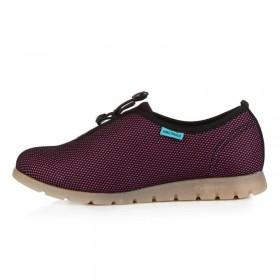 King Paolo Comforevo Moccasins Pink женская ортопедическая обувь