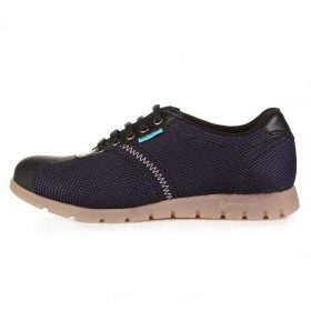 King Paolo Comforevo Doted Blue женская ортопедическая обувь