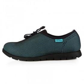 King Paolo Comforevo Moccasins Blue женская ортопедическая обувь