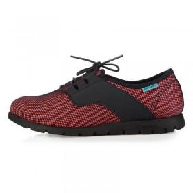 King Paolo Comforevo Style Red женская ортопедическая обувь