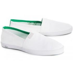 Слипоны Lacoste Sundaze White