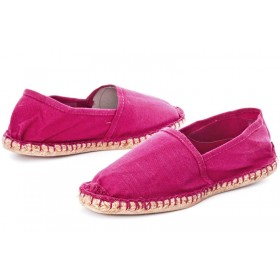 Эспадрильи женские Las Espadrillas Casual Pink