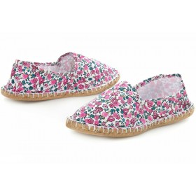 Эспадрильи женские Las Espadrillas Casual Pretty Flowers