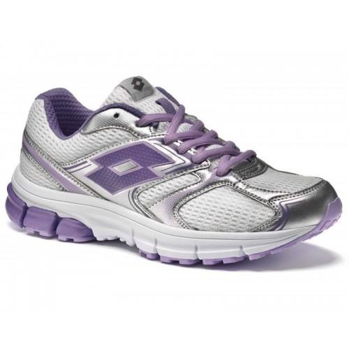 Lotto Zenith VII W White Violet женские кроссовки (оригинал)