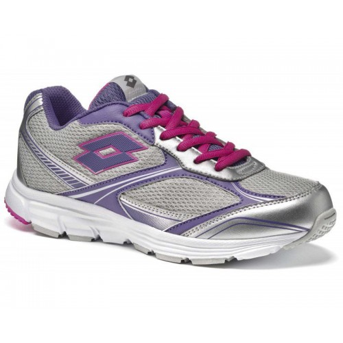 Lotto Easerun W Silver Metal Violet