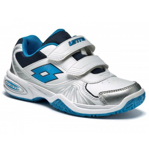 LOTTO STRATOSPHERE III CL S WHITE/ATLANTIC детские кроссовки