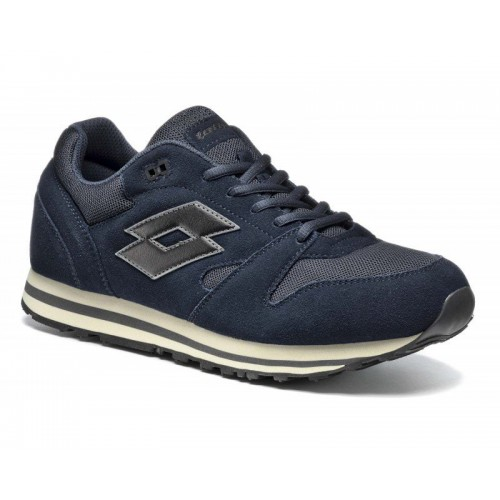 Lotto Trainer VII Navy Dark Black