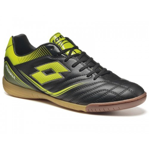 Lotto Proxima IV ID Black Yellow Safety