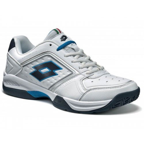 Lotto Court T-Tour VIII 600 White Blue Aviator