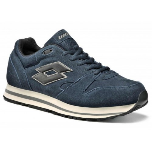 Lotto Trainer VIII Sue Dark Navy Black