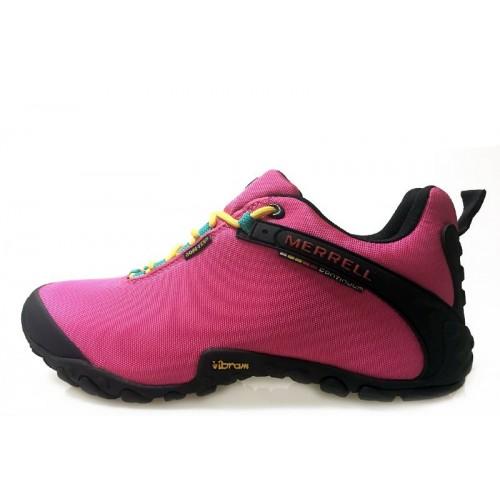 Merrell Continuum Goretex Pink женские полуботинки