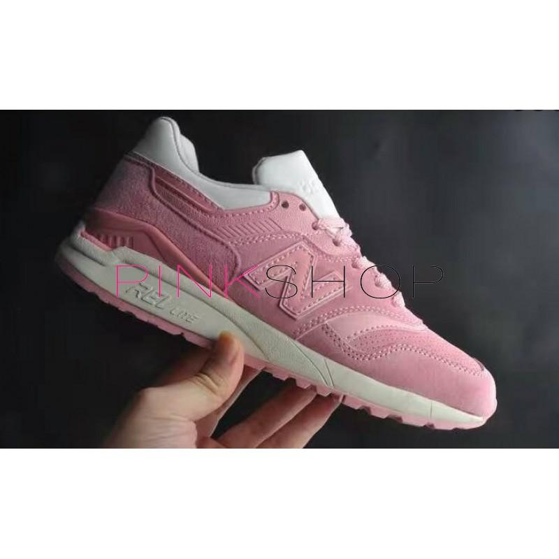 New Balance 997.5 Pink купить женские кроссоки New Balance в Киеве ... 425f3ad1a3ef4