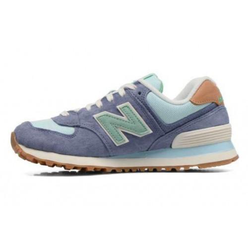 New Balance WL574 женские кроссовки