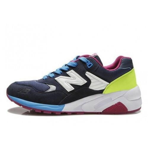 New Balance 580 Navy Blue мужские кроссовки