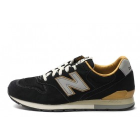 New Balance 996 Black мужские кроссовки