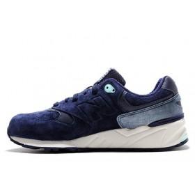 New Balance WL999 Navy & Aqua мужские кроссовки