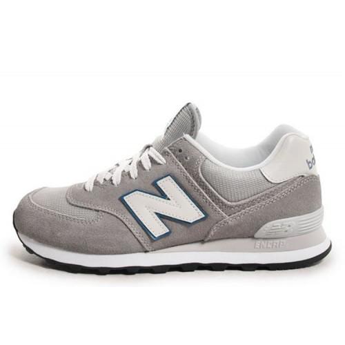 New Balance ML574 Grey мужские кроссовки
