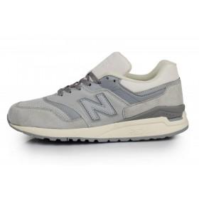 New Balance ML 997 Grey мужские кроссовки