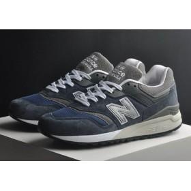 New Balance 997 Grey мужские кроссовки