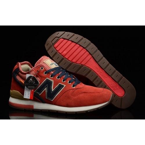 New Balance 996 Red женские кроссовки